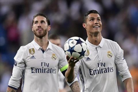 Sergio Ramos nói về Cristiano Ronaldo chỉ còn là quá khứ của Real hình ảnh