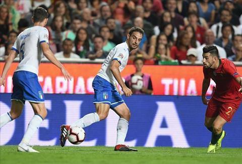 4 điểm nhấn sau trận đấu Bồ Đào Nha 1-0 Italia hình ảnh
