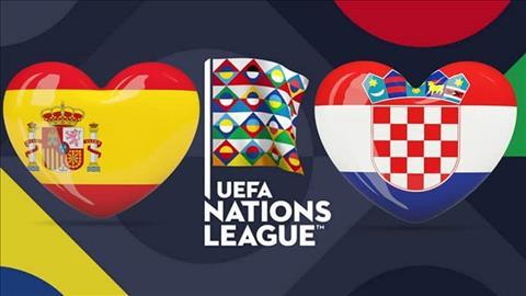 Trực tiếp Tây Ban Nha vs Croatia trận đấu UEFA Nations League hình ảnh