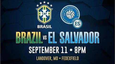 Nhận định Brazil vs El Salvador 07h30 ngày 129 Giao hữu quốc tế hình ảnh