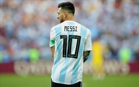 Lionel Scaloni lên tiếng về Lionel Messi hình ảnh