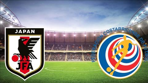 Nhận định Nhật Bản vs Costa Rica 17h20 ngày 119 Giao hữu quốc tế hình ảnh