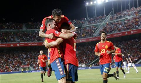 Tân HLV Luis Enrique phát biểu trận Tây Ban Nha 6-0 Croatia hình ảnh