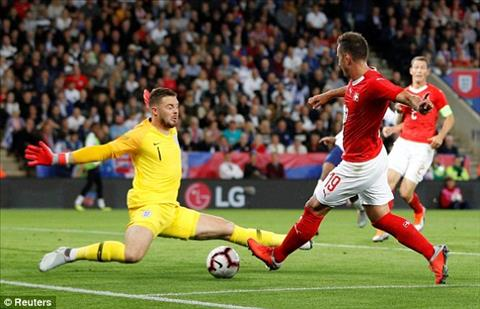 Anh 1-0 Thụy Sỹ Sao MU giúp Tam sư chặn đứng chuỗi trận thất vọng hình ảnh 3