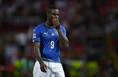 Balotelli bi loai khoi DT Italia