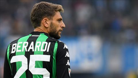 Barca muốn mua Domenico Berardi của Sassuolo vào tháng 1 năm 2019 hình ảnh