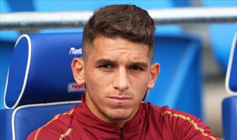 Lucas Torreira chấn thương nhưng không quá nghiêm trọng hình ảnh