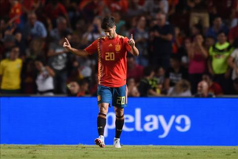 Odriozola khen ngợi Asensio hết lời sau đại thắng Croatia hình ảnh