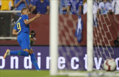 Richarlison phát biểu sau trận Brazil 5-0 El Salvador hình ảnh
