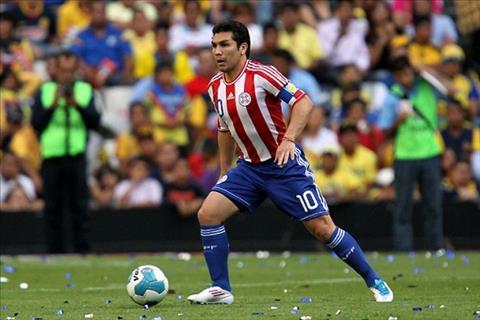 Salvador Cabanas tiết lộ vụ chuyển nhượng tới MU hình ảnh