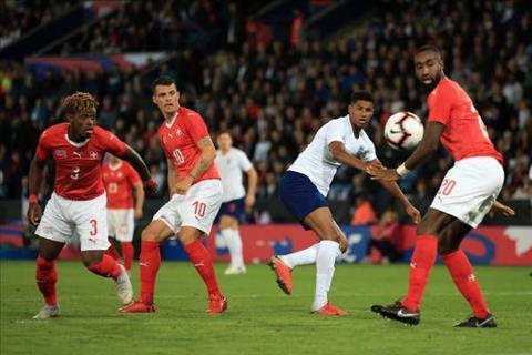 Những điều đọng lại sau trận đấu Anh 1-0 Thụy Sĩ hình ảnh