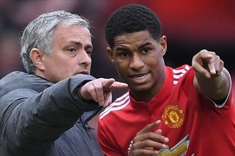 HLV tuyển Anh Mourinho rất tin tưởng Marcus Rashford hình ảnh