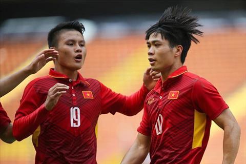 Quang Hải tin tưởng ĐT Việt Nam sẽ giành ngôi nhất bảng AFF Cup hình ảnh