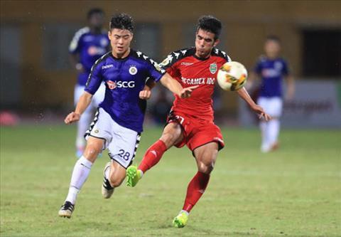 VPF chot lich tran Binh Duong vs Ha Noi vao ngay 23/9.