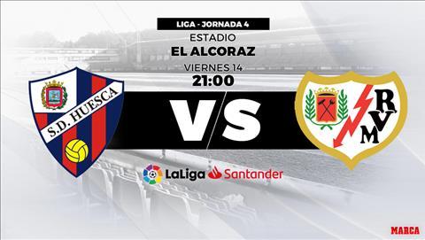 Nhận định Huesca vs Vallecano 2h00 ngày 159 La Liga 201819 hình ảnh