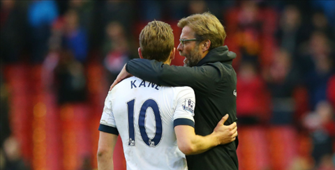 HLV Klopp bao ve tien dao Harry Kane