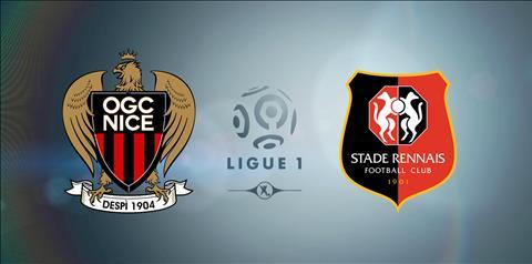 Nice vs Rennes 2h45 ngày 251 Ligue 1 201920 hình ảnh