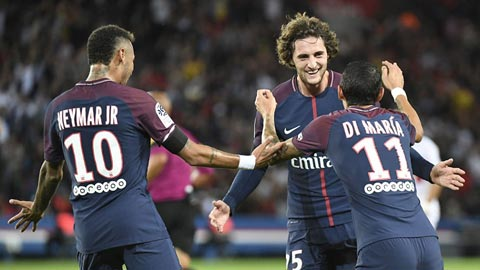 Nhận định PSG vs St-Etienne 01h45 ngày 159 Ligue 1 201819 hình ảnh