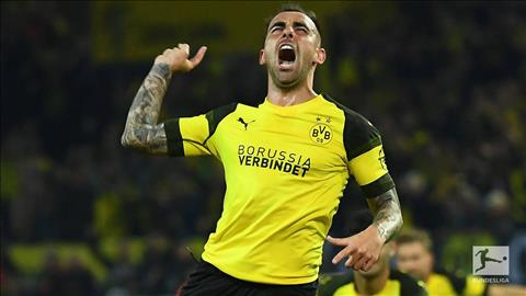 Kết quả trận đấu Dortmund vs Frankfurt 3-1 Bundesliga 201819 hình ảnh
