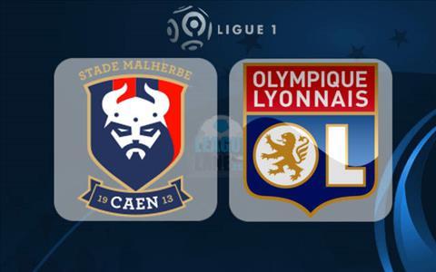 Nhận định Caen vs Lyon 22h00 ngày 159 Ligue 1 201819 hình ảnh
