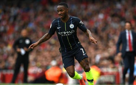 Man City ký hợp đồng mới với Raheem Sterling hình ảnh