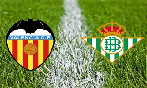 Nhận định Valencia vs Betis 23h30 ngày 159 La Liga 201819 hình ảnh