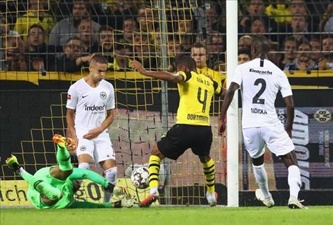 Clip bàn thắng Dortmund vs Frankfurt 3-1 Bundesliga 201819 hình ảnh