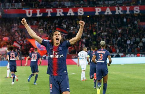 Clip bàn thắng PSG vs Saint Etienne 4-0 Vòng 5 Ligue 1 201819 hình ảnh