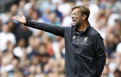 HLV Klopp phát biểu về Liverpool chưa là ứng cử viên vô địch hình ảnh