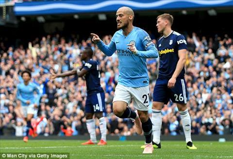 HLV Pep Guardiola phát biểu trận Man City vs Fulham hình ảnh