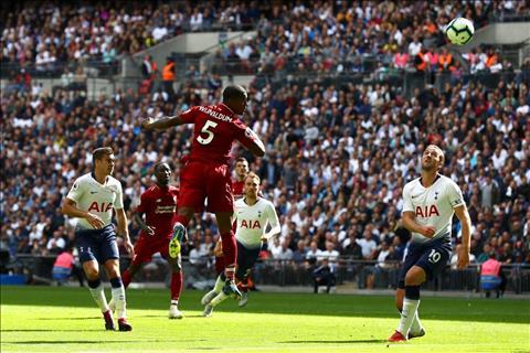 Tiền vệ Wijnaldum chia sẻ sau trận thắng Tottenham