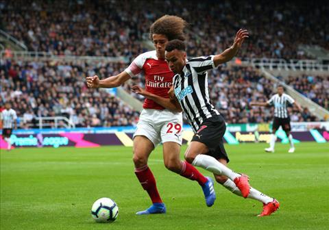Du am Newcastle vs Arsenal: Matteo Guendouzi
