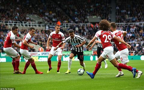 Du am Newcastle vs Arsenal
