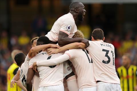 Trận đấu Watford 1-2 MU Niềm vui và sự hứng khởi đã trở lại hình ảnh