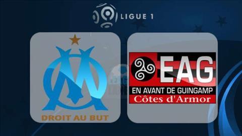 Nhận định Marseille vs Guingamp 2h00 ngày 179 Ligue 1 201819 hình ảnh