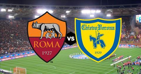 Nhận định Roma vs Chievo 17h30 ngày 169 Serie A 201819 hình ảnh