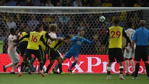 Thủ thành David De Gea được so sánh với Messi hình ảnh