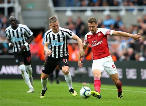 Arsenal chiến thắng, HLV Unai Emery chỉ trích Aaron Ramsey  hình ảnh