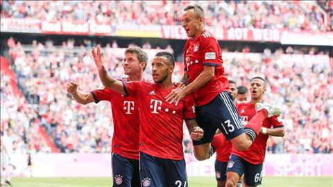 Clip bàn thắng Bayern Munich vs Leverkusen 3-1 Bundesliga 201819 hình ảnh