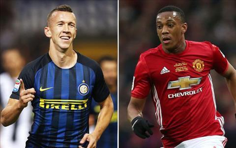 Inter Milan lên tiếng vụ trao đổi giữa Martial và Perisic hình ảnh 2