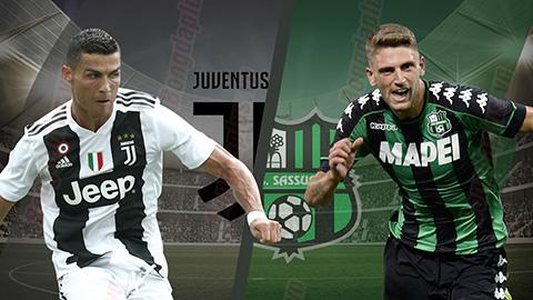 Nhận định Juventus vs Sassuolo 20h00 ngày 169 Serie A 201819 hình ảnh