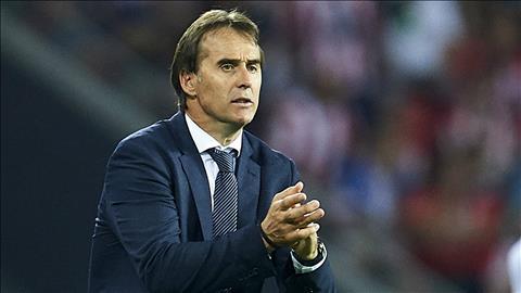 Lopetegui và Ramos thất vọng tột cùng sau khi Real hòa Bilbao hình ảnh