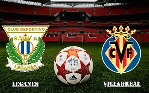 Leganes vs Villarreal 21h00 ngày 149 La Liga 201920 hình ảnh