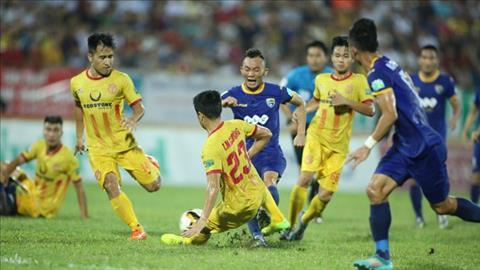 Thanh Hoa vs Nam Dinh