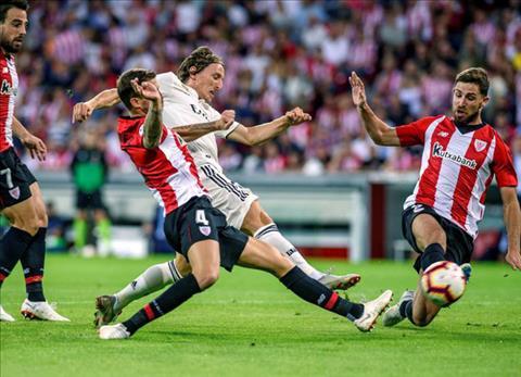 3 người chiến thắng và 3 người thất bại sau trận Bilbao 1-1 Real Madrid hình ảnh 2