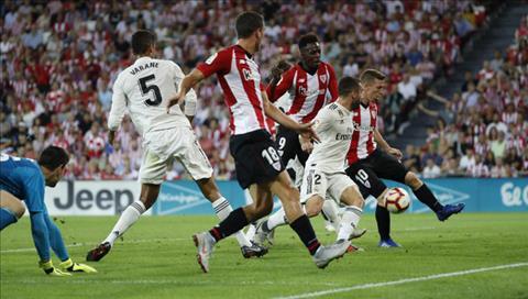 3 người chiến thắng và 3 người thất bại sau trận Bilbao 1-1 Real Madrid hình ảnh 3