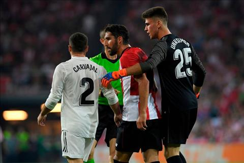 3 người chiến thắng và 3 người thất bại sau trận Bilbao 1-1 Real Madrid hình ảnh 5