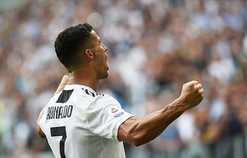 FIFA chúc mừng Ronaldo khai hỏa trong màu áo Juventus  hình ảnh