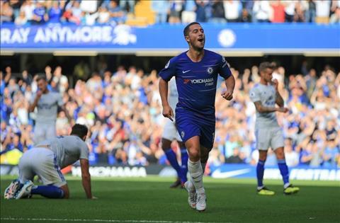 Eden Hazard cua Chelsea