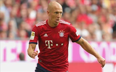 Arjen Robben nói về phong độ bản thân hình ảnh